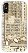 Residential High Rises In Beijing China IPhone Case