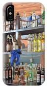 Resort Cantina Bar Wine-liquor-beer IPhone Case