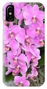 Resplendent Orchid IPhone Case