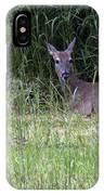 Resting Doe IPhone Case