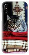 Resting In Istanbul IPhone Case