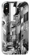 Restless In Arezzo-italy IPhone Case