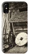 Retired Mill Stones IPhone Case