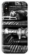 Retro Fire Engine IPhone Case