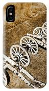 Revolutionary War Cannons IPhone Case