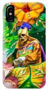 Rex Mardi Gras Parade X IPhone Case