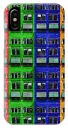 Rgby - Downtown Apartments IPhone Case