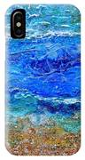 Rhapsody On The Sea Square Crop IPhone Case