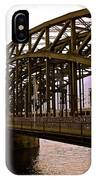 The Rhine Connection IPhone Case