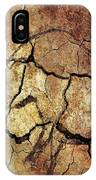 Rhinoceros From Chauve Cave IPhone Case