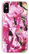 Rhodo Blossoms IPhone Case