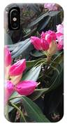 Rhododendron IPhone Case