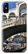 Rialto Bridge IPhone Case