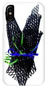 Ribbons On Mesh IPhone Case