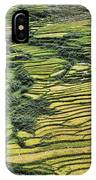 Rice Fields Sapa II IPhone Case