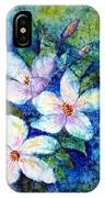 Ricepaper Blooms IPhone Case
