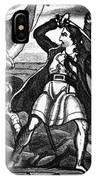 Richard Worley (c1686-1719) IPhone Case