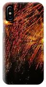 Richmond Fireworks IPhone Case