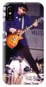 Rick Nielsen Cheap Trick IPhone Case