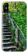 Rickety Stairs IPhone Case