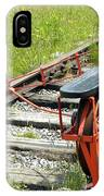 Ride The Rail IPhone Case