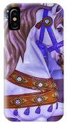Ride The White Horse IPhone Case