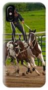 Ride Them Cowboy IPhone Case