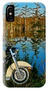 Riding The Mississippi Delta IPhone Case