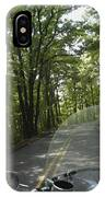 Riding The Woods Of Alabama IPhone Case