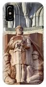 Riga Statue IPhone Case