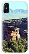 Rim Rock Scenic Lookout IPhone Case