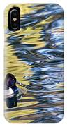 Ring-neck Reflections IPhone Case