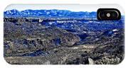 Rio Grande River Canyon-arizona IPhone Case