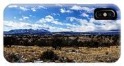 Rio Grande River Canyon-arizona V2 IPhone Case