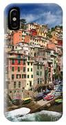 Rio Maggiore Marina IPhone Case