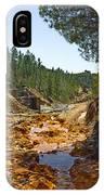 Rio Tinto Mines, Huelva Province IPhone Case