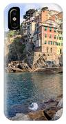 Riomaggiore Cinque Terre - Italy IPhone Case