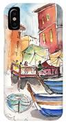 Riomaggiore In Italy 01 IPhone Case