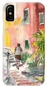 Riomaggiore In Italy 02 IPhone Case