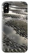 Rippled Sand IPhone Case