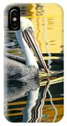 Ripples And Reflections 2 IPhone Case