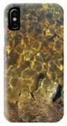 Ripples II IPhone Case