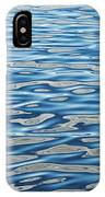 Ripples On A Scottish Loch IPhone Case