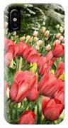 Rising Spring IPhone Case