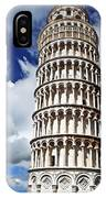 Rising Into The Tuscany Sky IPhone Case