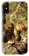 River Abstract IPhone Case