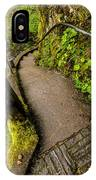 Exploring Columbia River Gorge - Highway 30 IPhone Case