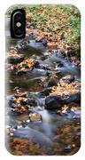 River Cascades IPhone Case