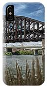 River Ferry IPhone Case