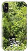 River Glimpses IPhone Case